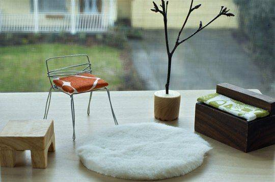 Modern Doll House Furniture Made Joel Apartment Therapy