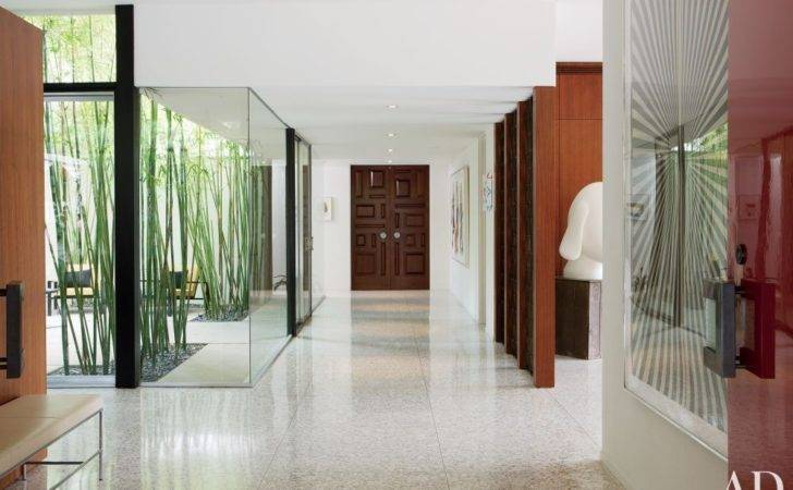 Modern Entrance Hall Brad Dunning Design Designfile Home
