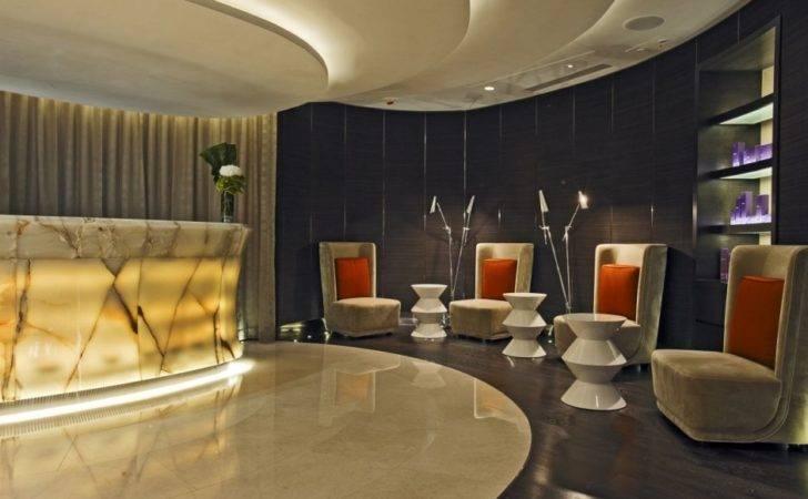Modern Espa Spa Design Hirsch Bedner Associates Latest Architecture