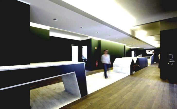 Modern Executive Office Interior Design Contemporary