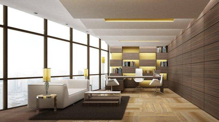 Modern Executive Office Layouts Design Google Search Home Designs