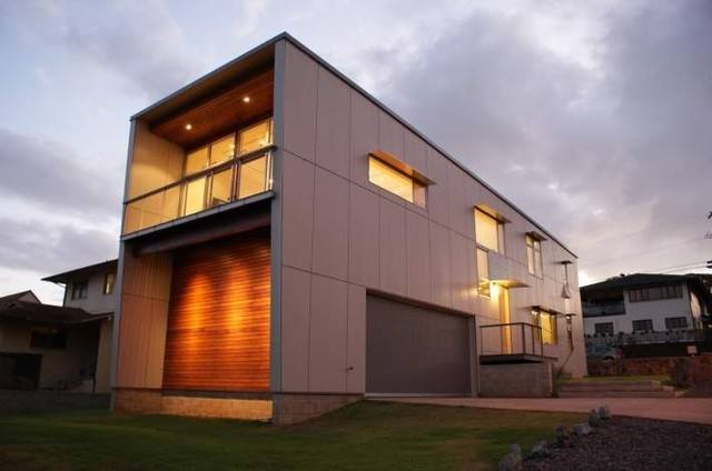 Modern Exterior Eggleston Farkas Architects