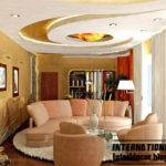Modern False Ceiling Design Ideas Living Room