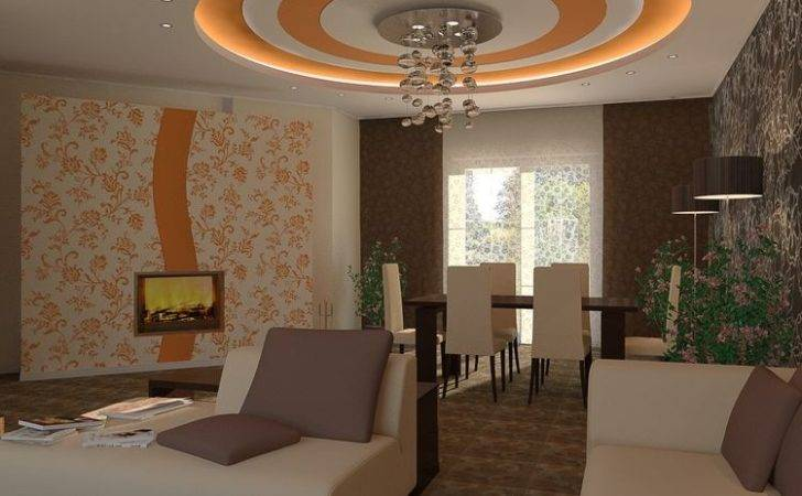 Modern False Ceiling Designs Living Room Accessories
