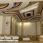 Modern False Ceiling Designs Living Room Interior