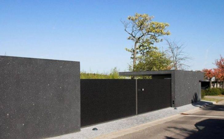 Modern Fence Gate Designs Homes Aluminum Gates Interior