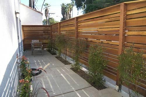 Modern Fence Ideas Flickr Sharing
