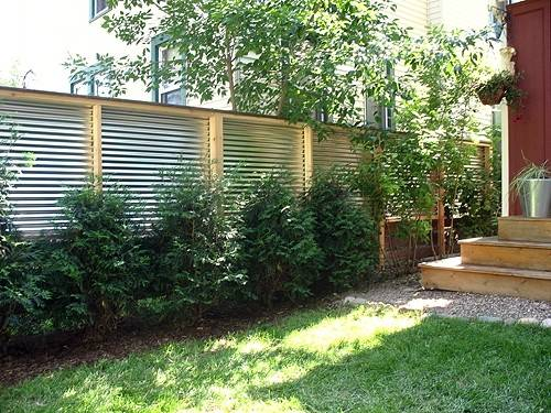 Modern Fences Your Home All Things