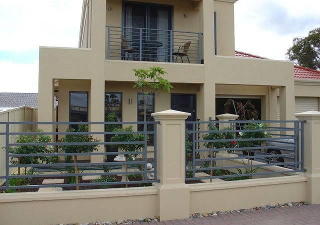 Modern Fencing Home Gates Adelaide