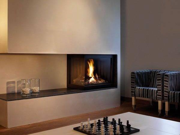 Modern Fireplace Design Ideas