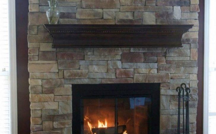 Modern Fireplace Designs Glass Floating Shelf