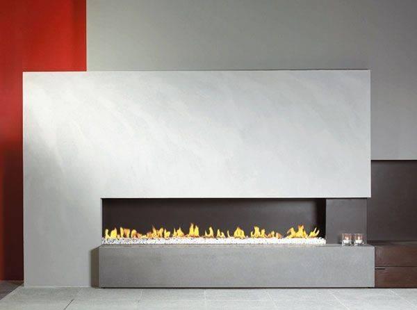 Modern Fireplace Gas Fireplaces Ideas Attika Feuer