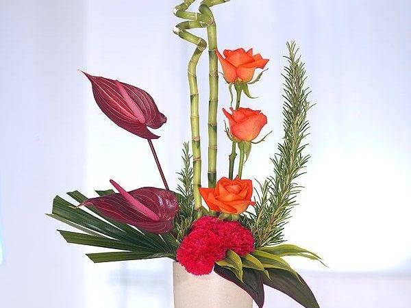Modern Flower Arrangements Pinterest Floral