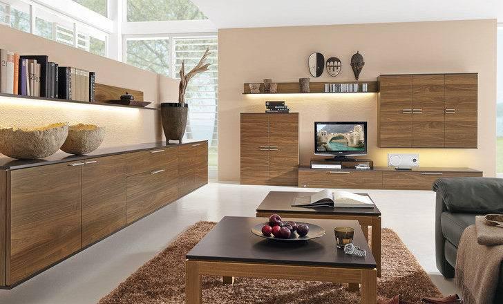 Modern Furniture Clean Lines Teak Wood Olpos Design