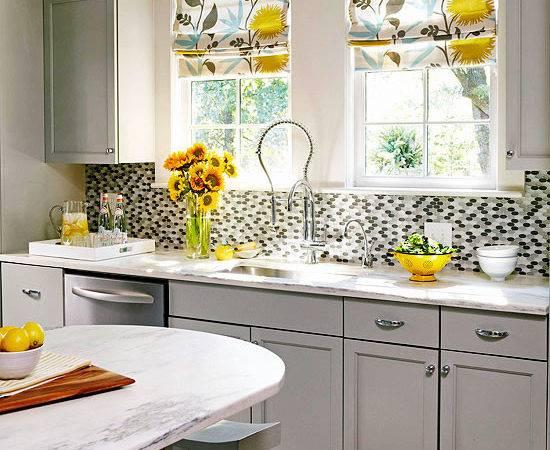Modern Furniture Fresh Kitchen Decorating