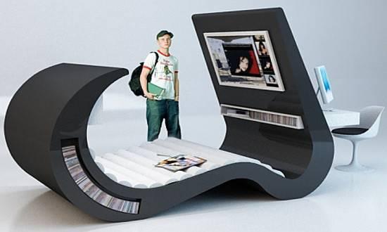 Modern Furniture Store Day