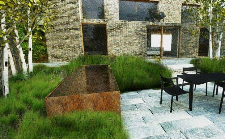 Modern Gardens Contemporary Landscape Design