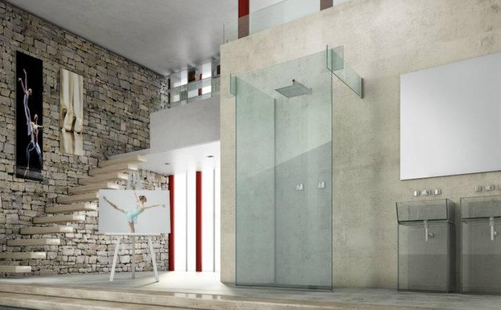 Modern Glass Shower Enclosure Ideas More Luxury Bathroom