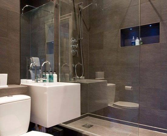 Modern Grey Bathroom Hotel Style Bathrooms Ideas Housetohome