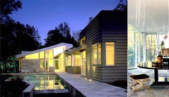 Modern Guest House Design Ideas Contemporary Lighting