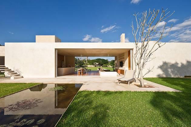 Modern Hacienda Style Guest House Thumb