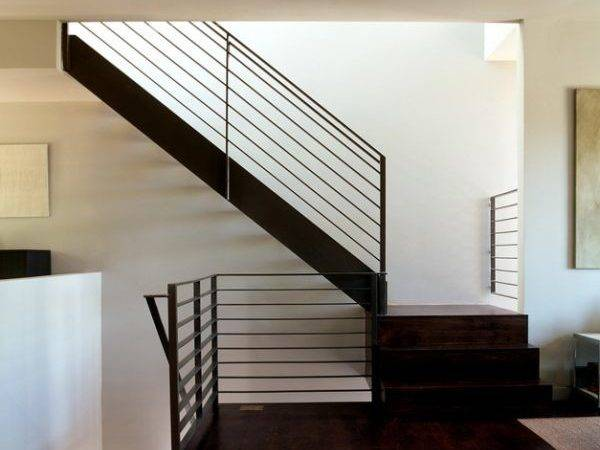 Modern Handrails Adding Contemporary Style Your Home Staircase