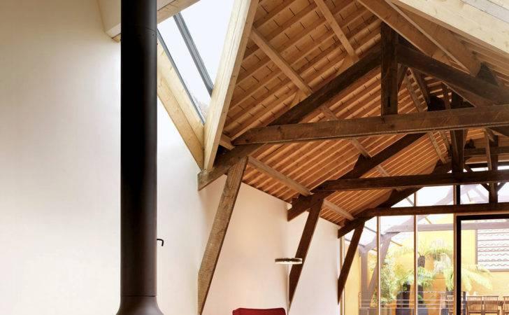 Modern Hanging Fireplaces