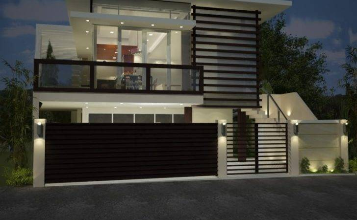 Modern Home Fence Design Pdf Plans Woodworking Resources