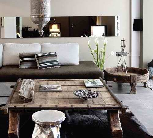 Modern Home Masculine Interior Design