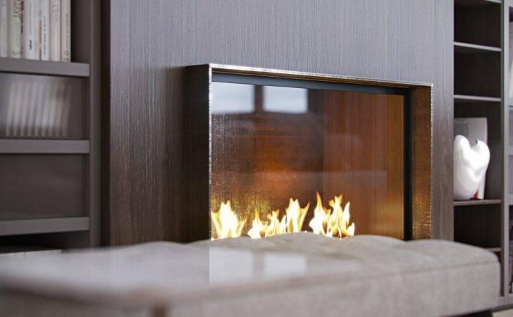 Modern Homes Amazing Fireplaces Creative Lighting