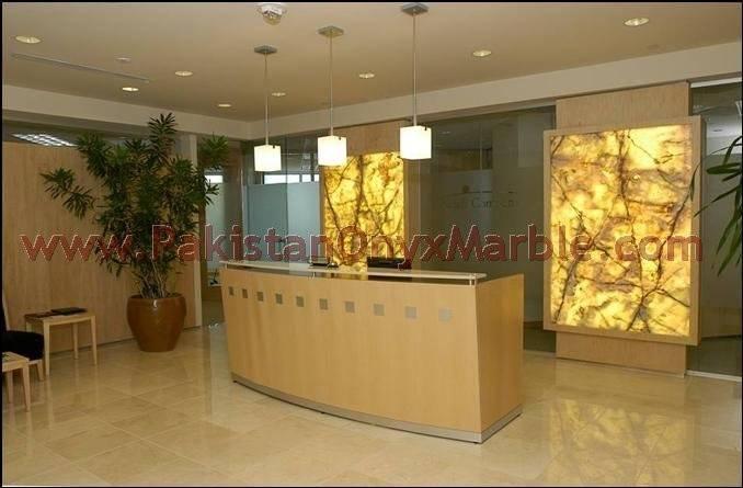 Modern Hotel Reception Counter Design Counters