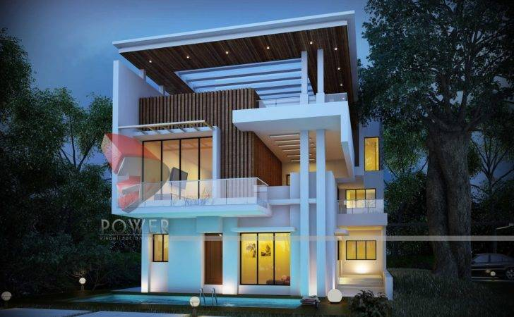 Modern House Architecture Design Tropical