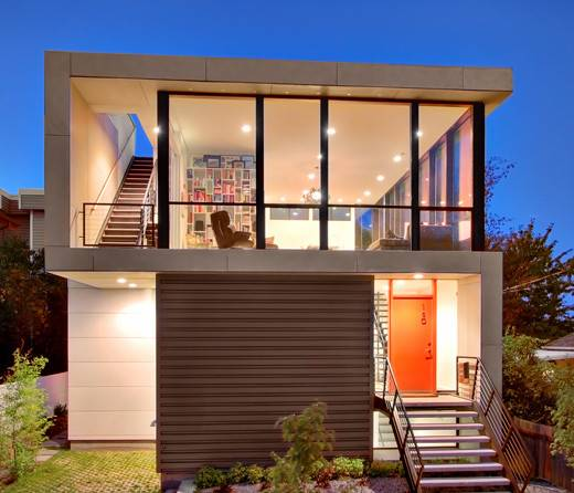 Modern House Design Small Witin Tight Budget Crockett
