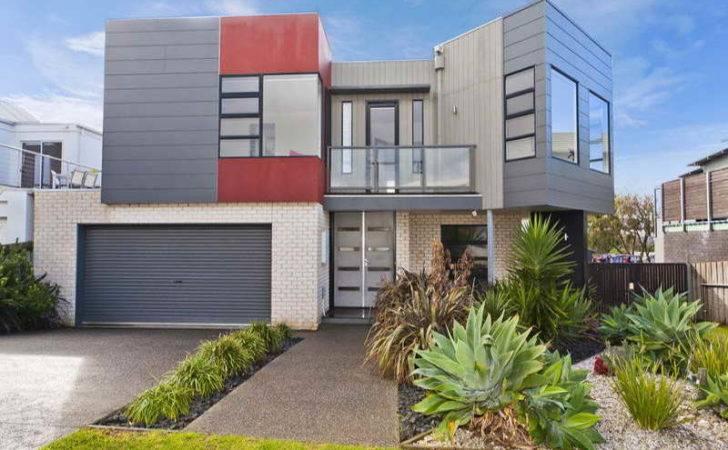 Modern House Facade Facades Definition Meaning