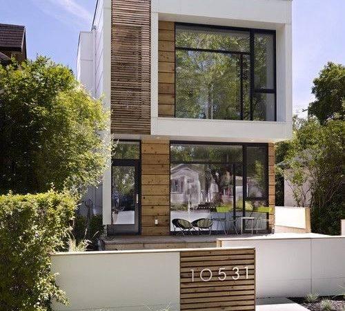 Modern House Facade Ideas Uses Pinterest