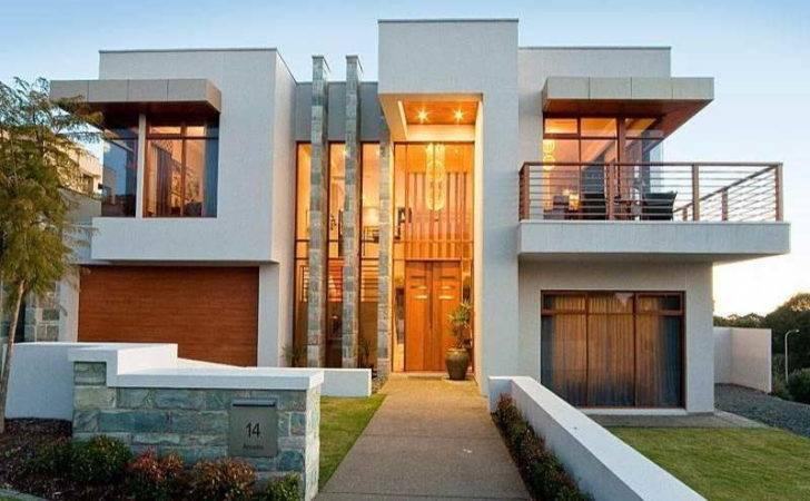 Modern House Facade Meaning Facades