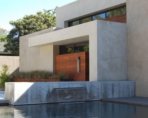 Modern House Facades Ideas Remodel Decor