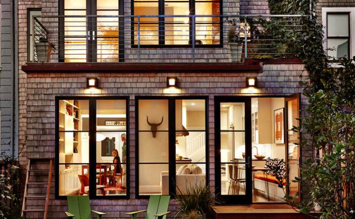 Modern House Features Designs Fall Love