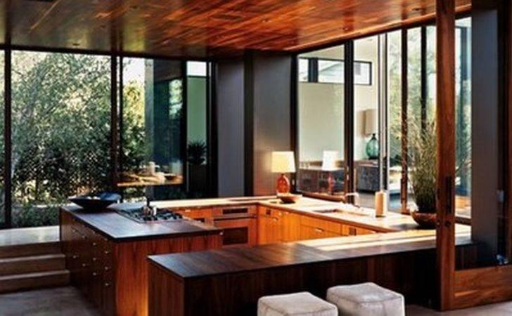 Modern House Interior Design Ideas Living