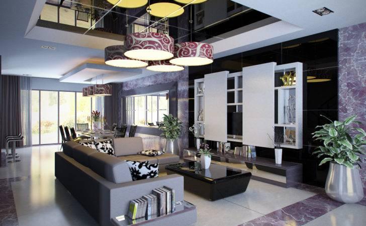 Modern House Interior Design Living Dining Room Nhdgin