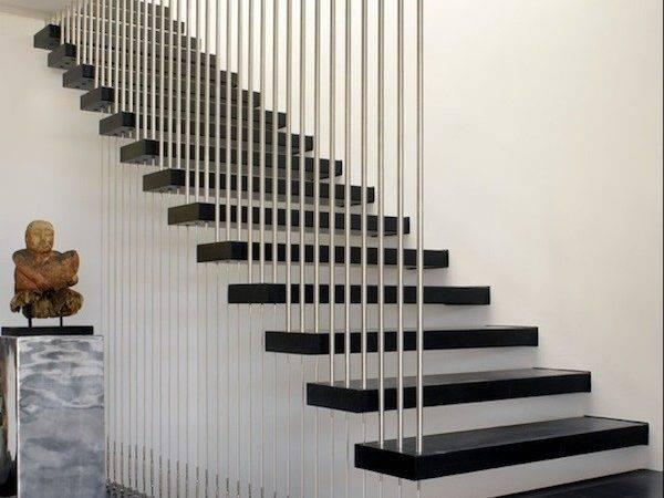 Modern Idea Stair Railings