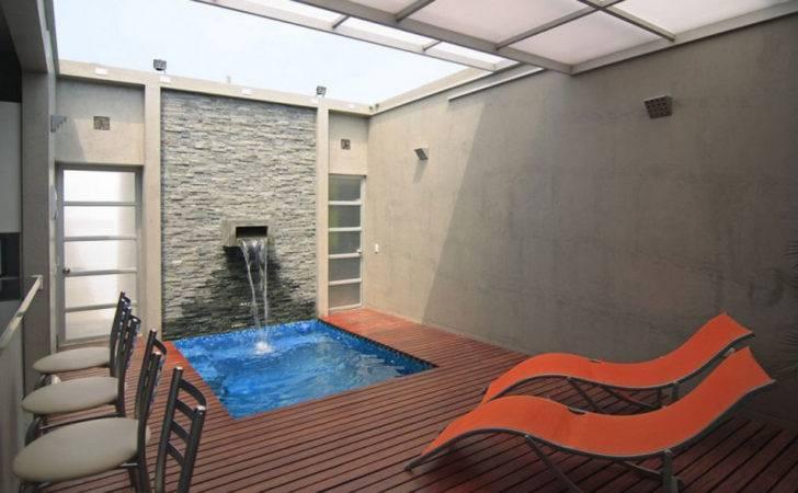 Modern Indoor Swimming Pool Casa Spa Similiar