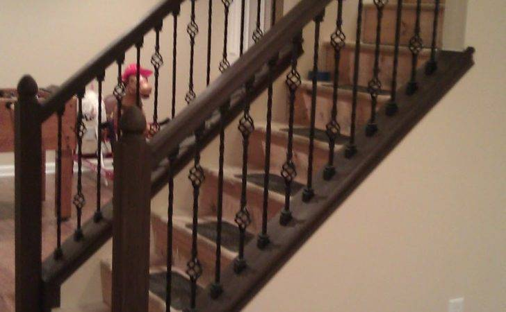 Modern Interior Design New Stair Railing