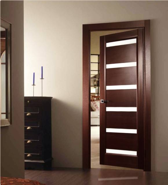 Modern Interior Doors New York Ville