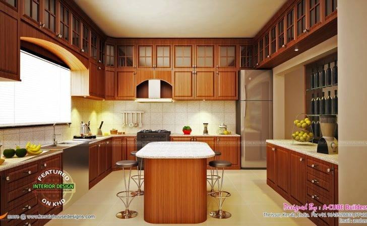 Modern Kerala Interior Designs Home Design