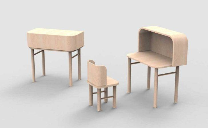 Modern Kids Furniture Agata Nowak Afilii Design
