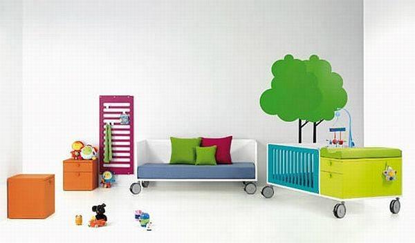 Modern Kids Furniture Ideas