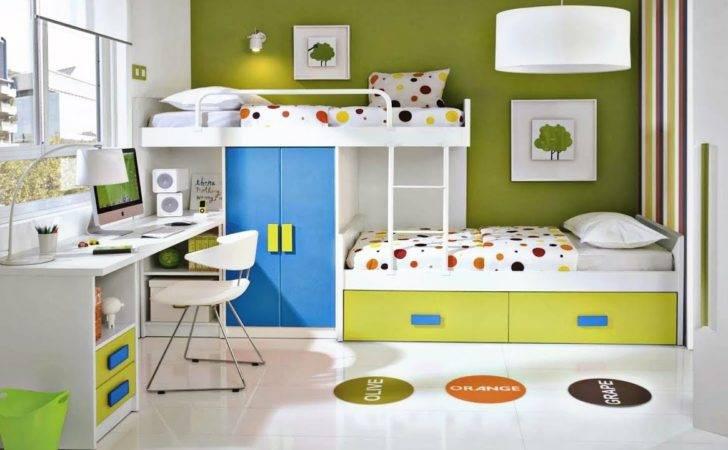 Modern Kids Room Design Creative Ideas