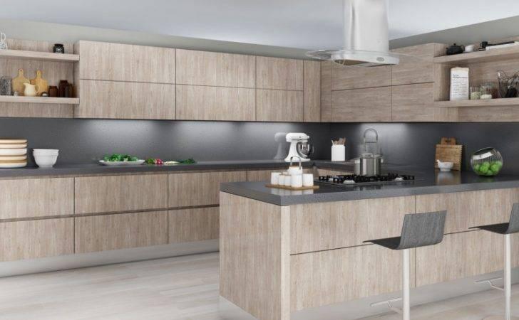 Modern Kitchen Cabinets Cabinet Style Off Castagno Rta