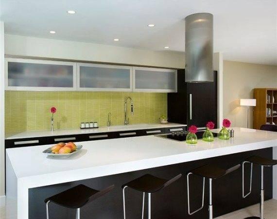 Modern Kitchen Countertop Design Ideas Hote